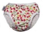 Cherries Swim Diaper
