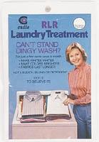 RLR cloth diaper laundry treatment Canada