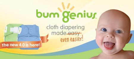 bumgenius 4.0 cloth diapers