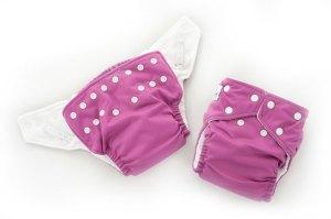 FuzziBunz cloth diapers