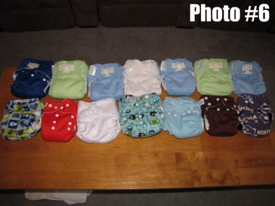 Cloth Diapers Langley