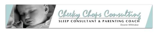 cheeky chops sleep consultant