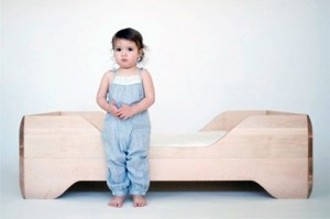 transitioning toddler from crib to bed