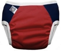Super Undies Red Racer