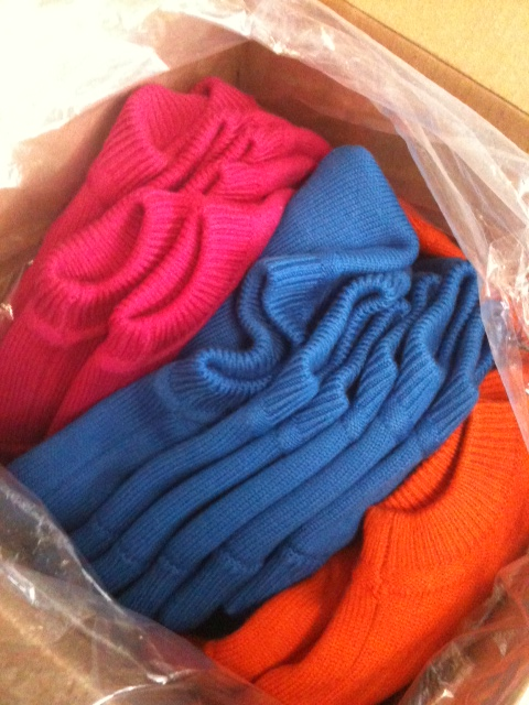 Sloomb wool covers Canada