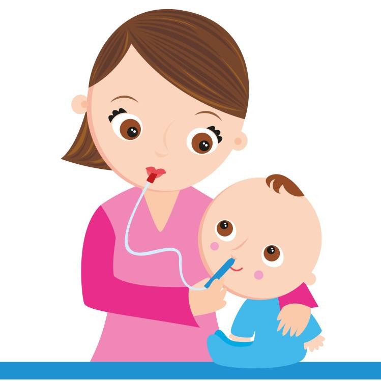 Mamma-Barn